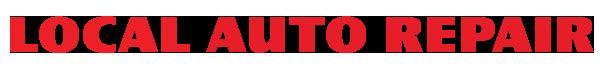 Local Auto Repair Logo
